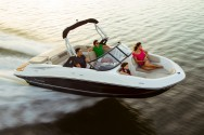 BAYLINER VR5 IN BORD