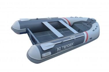3D TENDER STEALTH RIB ALU 360