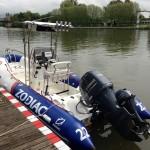 Pro Open 650 Vendée Globe équipé T-Top inox
