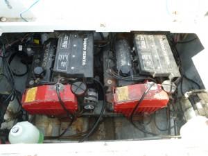 Moteurs inboard Volvo AQ 151 B avant dépollution