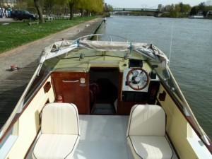 Cockpit et tableau de bord windy 22