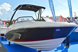 Bayliner VR5 avec tour de wake et bimini