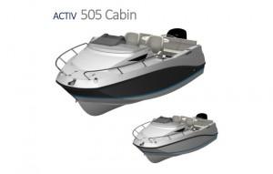quicksilver-activ-505-cabine